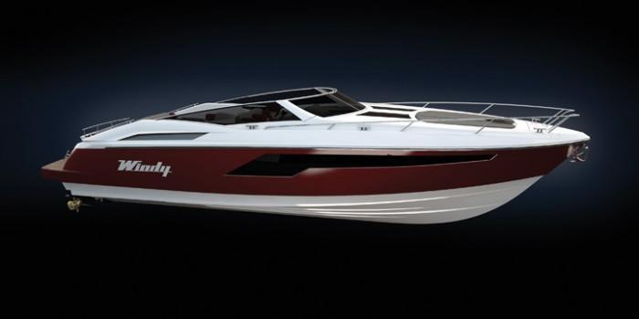 Announcing the Windy 39 Grand Zonda - 1