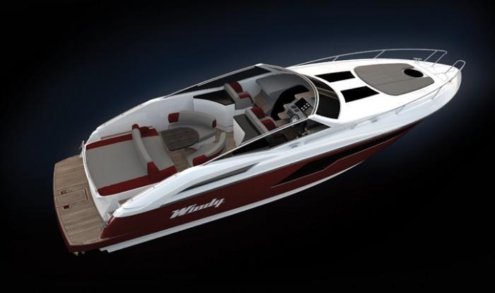 Announcing the Windy 39 Grand Zonda - 2