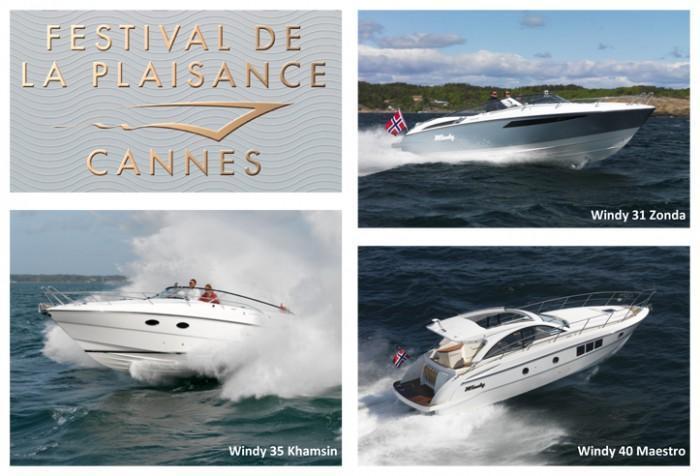 Berthon's September Boat Show Programme - 1