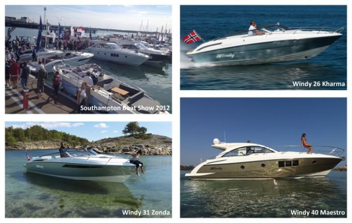 Berthon's September Boat Show Programme - 4