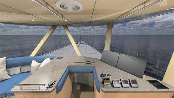 Dashew Offshore's FPB 78 takes shape - 15