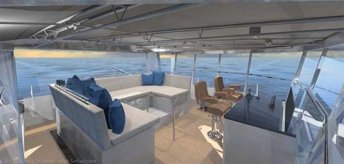 Dashew Offshore's FPB 78 takes shape - 25