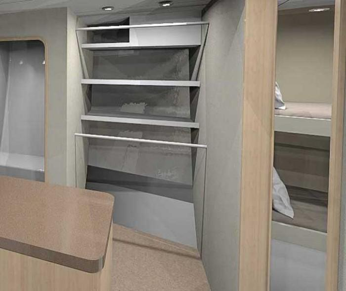 Dashew Offshore's FPB 78 takes shape - 30