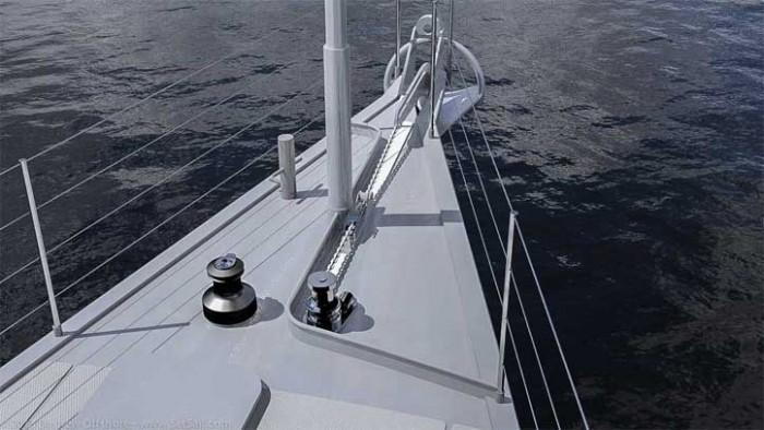 Dashew Offshore's FPB 78 takes shape - 35