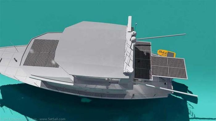 Dashew Offshore's FPB 78 takes shape - 37