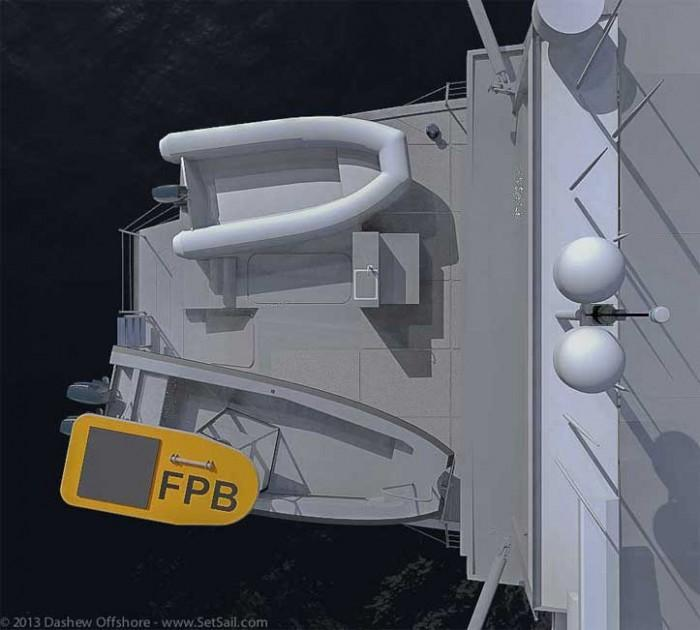 Dashew Offshore's FPB 78 takes shape - 49