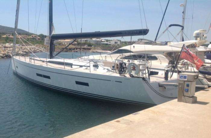 Italian Job III Solaris 60 in Marina