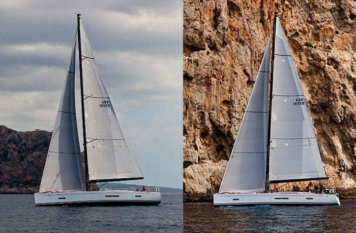 Image of Solaris 60 Italian Job III under sail