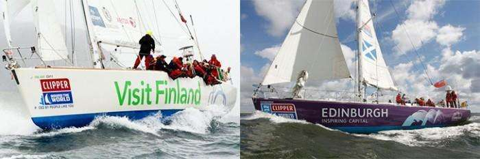 Clipper Round the World Race Yacht for sale