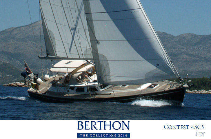 Contest 45CS FLY Berthon Collection
