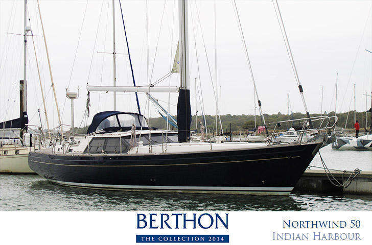Northwind 50 INDIAN HARBOUR for sale with Berthon International