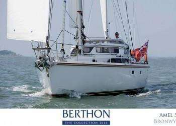 Amel 54 joins the 20th Berthon Collection