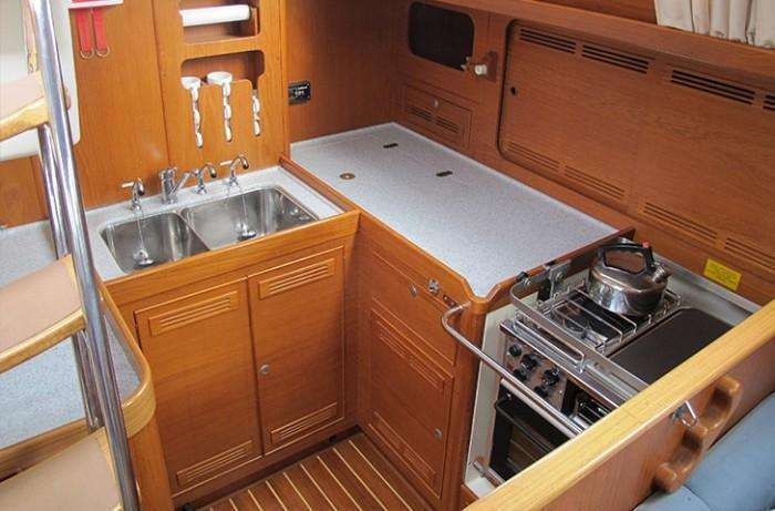bowman-48-tairua-galley