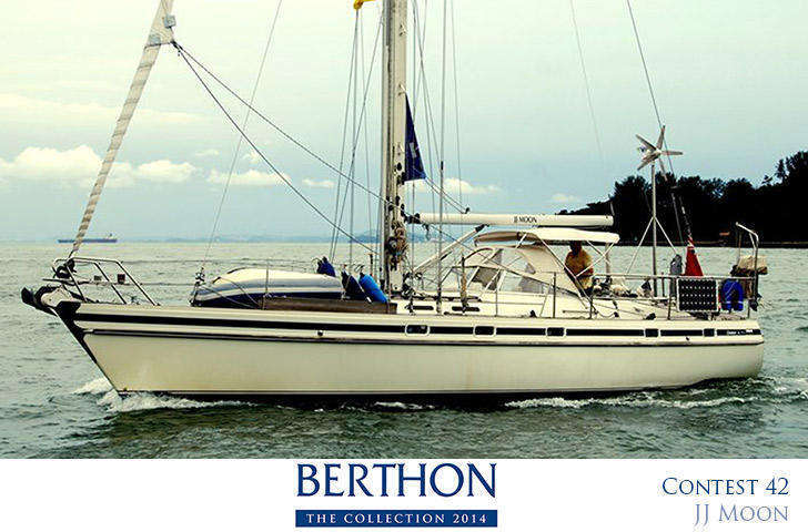 Contest 43 for sale with Berthon International