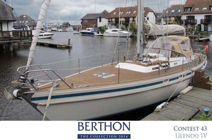Contest 43 for sale Berthon Collection