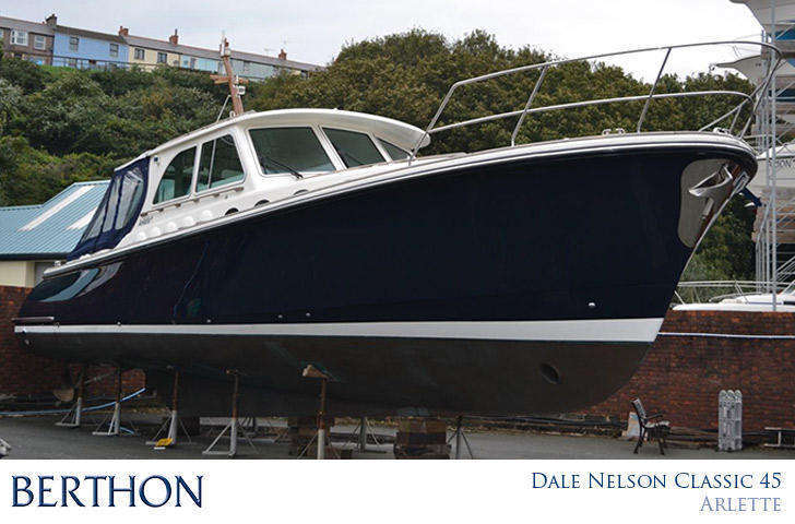 Dale Nelson Classic 45 for sale at Berthon