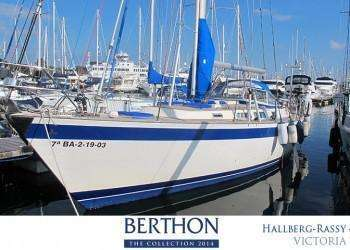 Hallberg-Rassy 45 joins the Berthon Collection