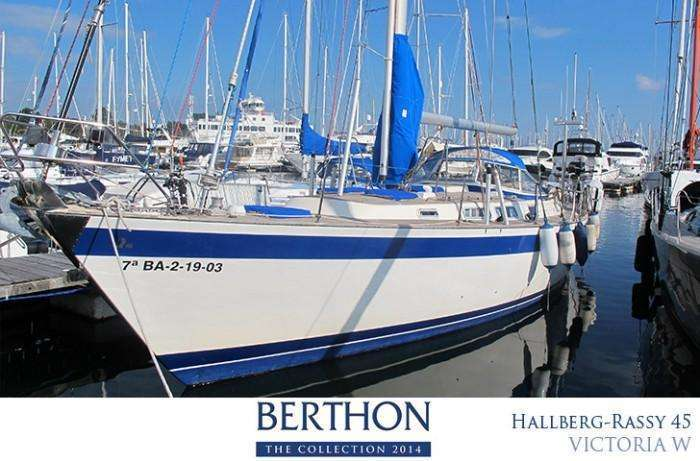 hallberg-rassy-45-victoria-berthon-collection