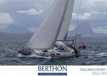 Hallberg-Rassy 37 joins the Berthon Collection