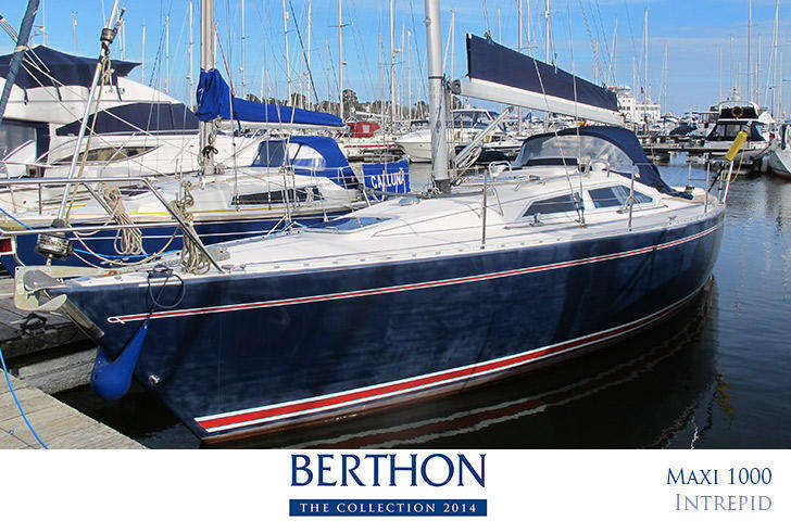 Maxi 1000 for sale at Berthon International