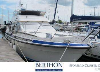 Storebro Cruiser 420 Baltic joins the 20th Berthon Collection