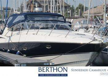 Sunseeker Camargue 44 joins the Berthon Collection