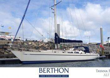 Tayana 52 joins the Berthon Collection