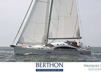 Wauquiez Pilot Saloon 55 joins the Berthon Collection