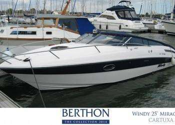 Windy 25 Mirage joins the Berthon Collection