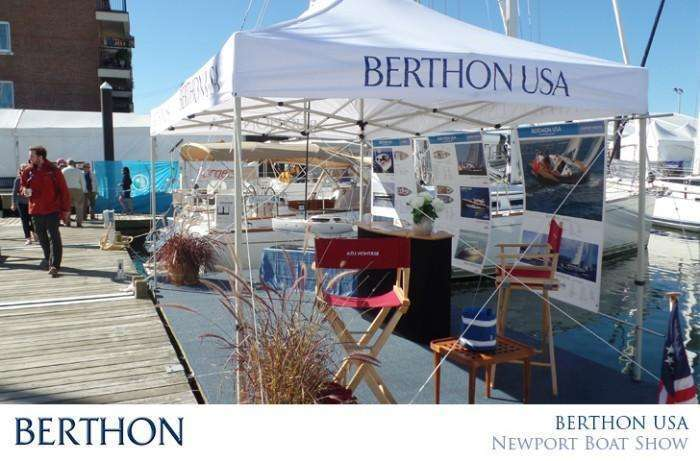 Newport Boat Show - Berthon USA