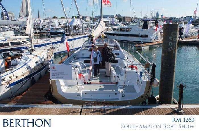 RM 1260 - PSP Southampton Boats Show