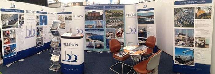 Berthon PSP Southampton Boat Show