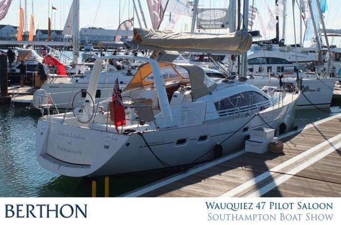 Wauquiez 47 Pilot Saloon