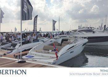 Berthon and the September Boat Show season – Here comes the sun!