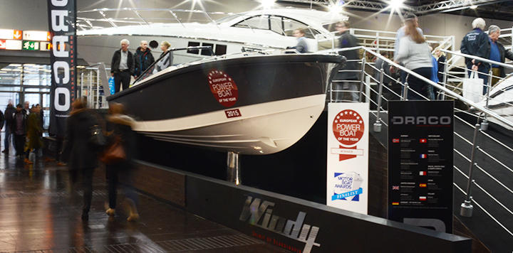 Draco 27RS Winner European Boat of the Year