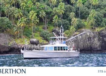 FPB 64 IRON LADY sold by Berthon and Dashew Offshore