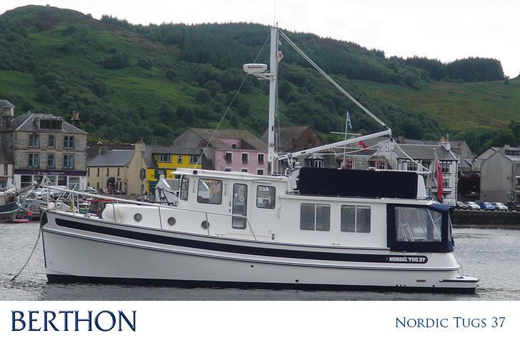 Nordic Tugs 37 for sale