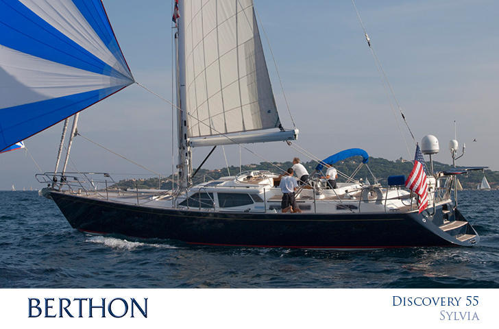 Discovery 55 for sale