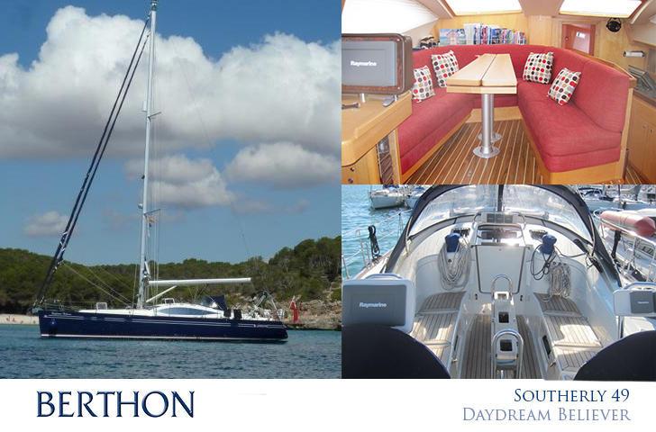 Southerly 49 Berthon