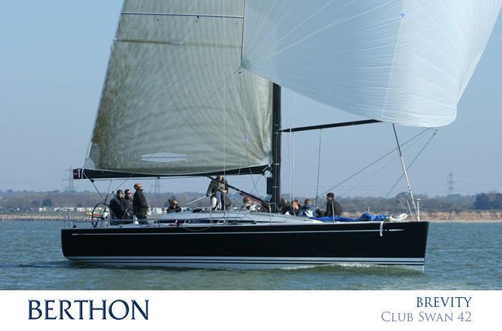 SWAN 42 for sale at Berthon