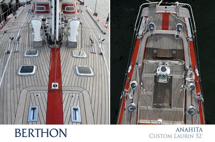 Anahita deck layout