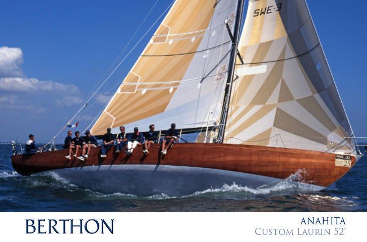 ANAHITA - Laurin 52 Racing Yacht