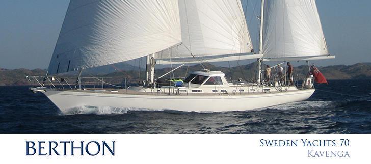 Sweden Yachts 70 KAVENGA