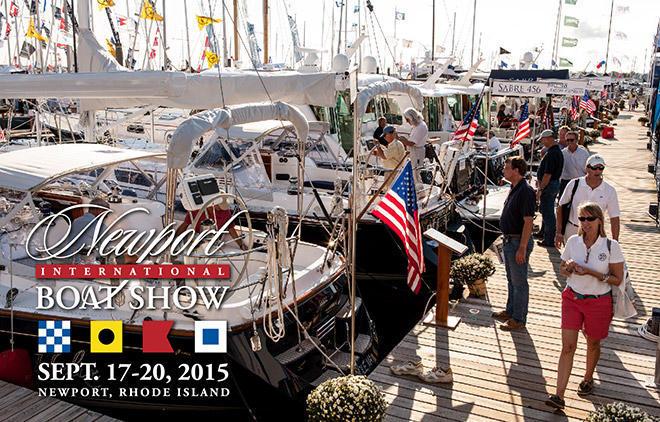 Newport Rhode Island Boat Show