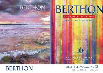 Announcing Volume XI of the Berthon lifestyle magazine for 2015 and the Collection Catalogue – number 21.