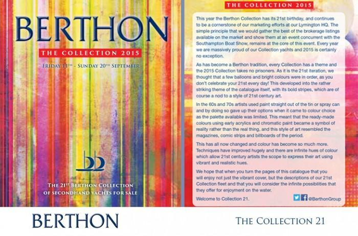 The Berthon Collection 2015