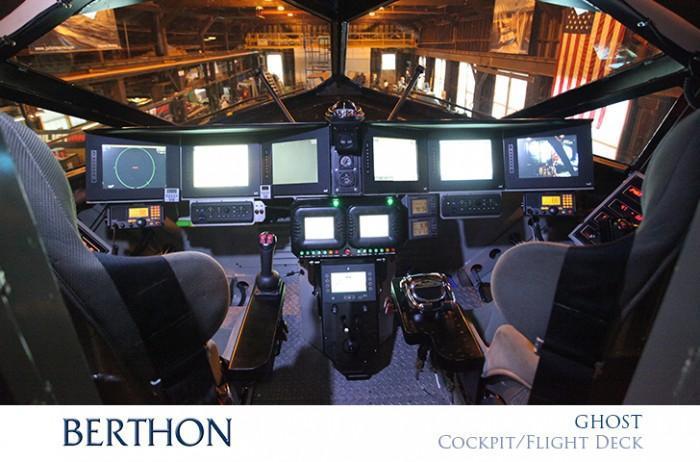 Ghost Flight deck / cockpit