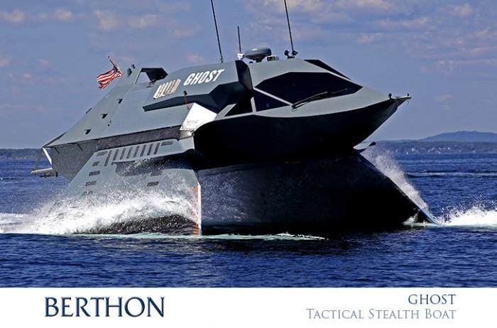 Ghost Tactical Stealth Vessel - For Sale