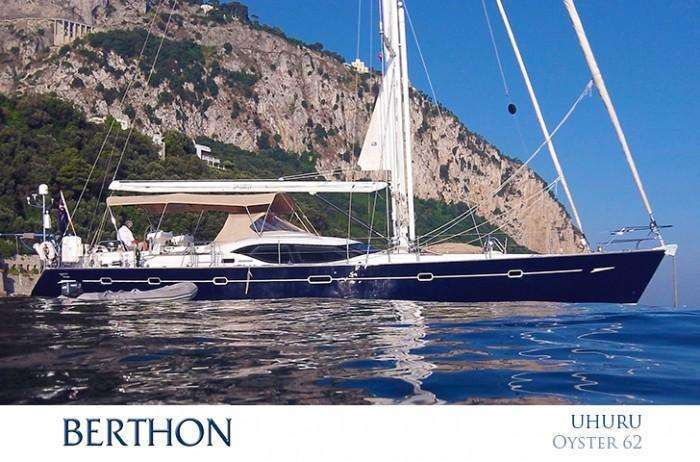 The incredible voyages of oyster 62 UHURU
