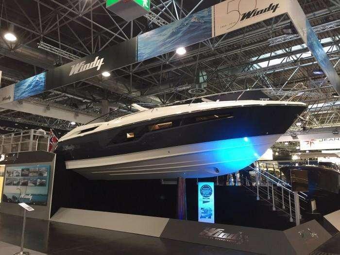 Windy 39 CAMIRA - Dusseldorf Boat Show